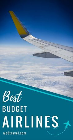 What are the best budget airlines? We have rounded up and compared many of the budget airlines in the US and International budget airlines to help choose. Affordable Family Vacations, Family Vacation Destinations, Travel Destinations, Vacation Ideas, Airline Travel, Air Travel, Travel Light, Budget Travel, Travel Tips