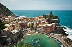 This was one of my favorite trips! Italian Rivera, Cinque Terre Village.