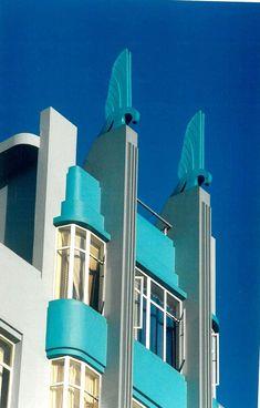 Art Deco | Broadwindsor, 7 Broad Street, Durban, South Africa