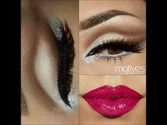 Motives®: Cut Crease Neutral Tutorial by Aurora Glez at: jhonline.com.au