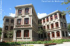 Medicine School. Antioquia University
