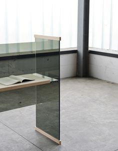 Ronan and Erwan Bouroullec_Diapositive for Glas Italia_dezeen_2