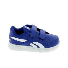 aeaa12b808899 Chaussures de loisirs et basket de sport. REEBOK Royal Prime Charged C Bleu  Blanc