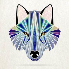 wolf by MaNoU56.deviantart.com on @deviantART