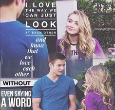 Maya and Lucas