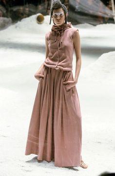 Alexander McQueen Fall 1999 Ready-to-Wear Fashion Show - Frankie Rayder