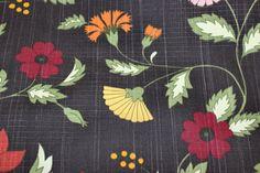 Fantastic vintage pair of Curtain lengths. by TopNotchScandinavia