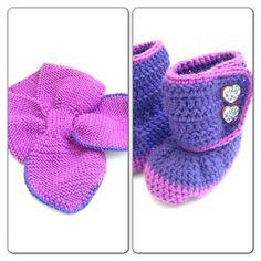 Vingesus_julebrus WEBSTAGRAM: KNITTED BABYSCARF AND CROCHET BABYBOOTS Knit Crochet, Crochet Hats, Crochet Patterns, Knitting, Crafts, Clothes, Fashion, Crocheting, Knitting Hats