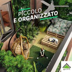 Garden Deco, Love Garden, Balcony Garden, Home And Garden, Creative Web Design, E Design, Jungle Life, Vertical Garden Wall, Internal Design