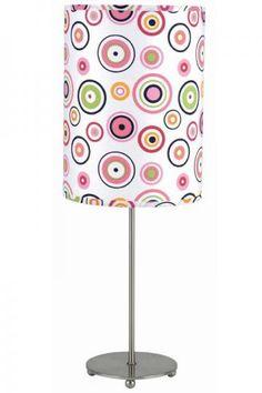 Bulls Eye Table Lamp