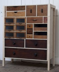 My husband needs a place for everything....and everything needs it's own place! Perfect for his bedroom do-dads!!!!