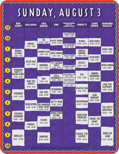 Lollapalooza 2014 Festival Preview: The 7 Worst Schedule Conflicts