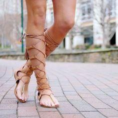 9ce8ee211d1 No need to look any further for the  perfect gladiator  sandal. We