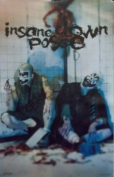 Amazon.com: Insane Clown Posse 23x35 Tile Poster 1999 ICP: Everything Else $24.99 plus 4.99 shipping.