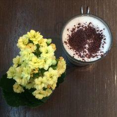 Bom dia!!! Café e Flores