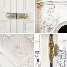 Details from a fully renovated A+B apartment, 75006, Paris #abkasha #abkashadesigned #ABdetails