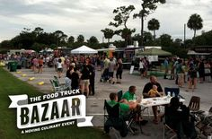 TheDailyCity.com Food Truck Bazaar's next stop is August 19, 2012, 6-9pm in Deland at Earl Brown Park (751 S. Alabama Ave.) TheDailyCity.com Food Truck Bazaar is the original traveling community dinner event in Central Florida that started in March 2011 and has put on over 50 events and counting. http://www.thedailycity.com/2012/08/the-food-truck-bazaar-stops-in-deland.html #foodtruck #foodtrucks