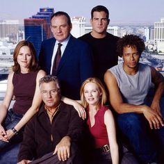 CSI - original cast season 1