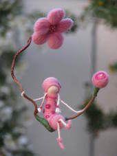 cutest little Flower fairy!