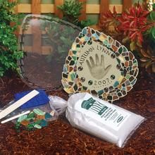 6d05ad423b1e9 Leaf Mosaic Stepping Stone Kit - SKU 901-11455W