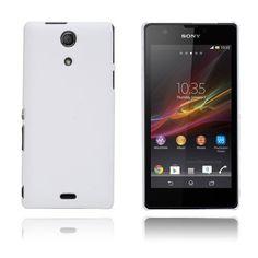 Smooth (White) Sony Xperia ZR Case