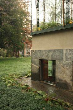 Villa Nechio Campiglio - Piero Portaluppi