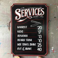 Fair prices! Barber Man, Barber Logo, Best Barber, Barber Shop Interior, Barber Shop Decor, Haircut Prices, Ideas Decoracion Salon, Barbershop Design, Barbershop Ideas