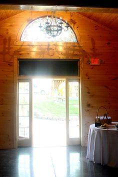inside entrance at driscoll estate