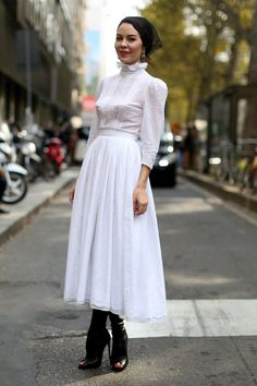 The Best Street Style Looks of 2013