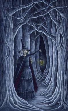 The Silverwood Path - Diane Kremmer