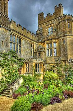 Sudeley Castle in Winchcombe, Gloucestershire, England