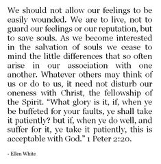 Ellen White - Help in Daily Living, pg. 26
