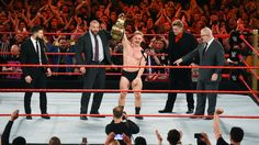 History's first WWE United Kingdom Champion Tyler Bate is presented with his title by Triple H, Finn Bálor, Fit Finlay and William Regal, courtesty of the aw. Wwe Events, William Regal, Triple H, Wwe News, Wwe Superstars, The One, United Kingdom, Champion, Sports
