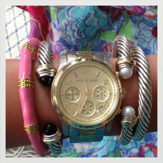 Lilly, Yurman, and Kors