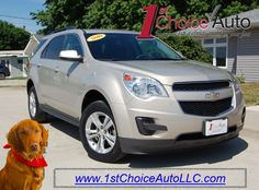 2010 Chevy Equinox for sale at 1st Choice Auto LLC!