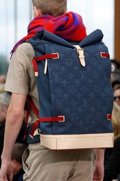 Louis Vuitton Backpack... Want it!