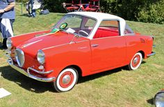 1958 Goggomobil | 1958 Goggomobil TS 400 news, pictures, specifications, and information