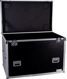 DEEJAY LED TBHTUT50W Fly Drive Universal Utility Trunk Case with DJ Mobility Caster Board