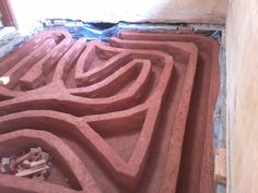 korean goodle, which is a floor heating is quite similar to roman heating floor style.
