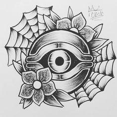 All done !!!! YUGIOH !!!! #illustration #drawing #doodle #sketch #art #artist #artwork #myart #cartoon #design #print #animation #plugs #tattoo #tattoos #ink #pen #pencil #lines #florida #stipple #painting #anime #manga #zine #comic #traditionaltattoo #yugiohtattoo #yugioh #yugiohtrades