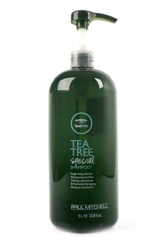 Paul Mitchell Tea Tree Special Shampoo, Ounce: This product helps maintain moisture and add shine to hair. Best Anti Dandruff Shampoo, Oils For Dandruff, Tea Tree Special Shampoo, Tea Tree Oil Shampoo, Best Tea Tree Oil, Tea Tree Oil For Acne, Paul Mitchell, Moisturizer With Spf, Oils For Skin