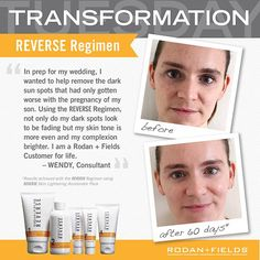 Have you experienced a skincare transformation?