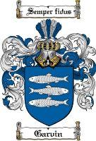 Garvin Coat of Arms / Garvin Family Crest