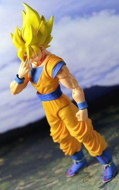 S.H. Figuarts Dragon Ball Kai Son Goku Super Saiyan (Reedición)