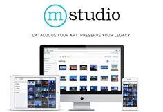 ArtMoi's online art database is Make Art, How To Make, Extra Work, Art Database, Lovers Art, Online Art, Catalog, Studio, Artist