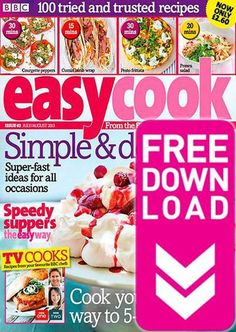 BBC Easy Cook - July August 2013