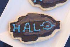 Halo Reach Sugar Cookies