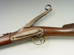 Joslyn Model 1855 Monkey tail Rifle,