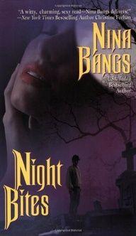 Nina Bangs  The Mackenzie Vampire | Nina Bangs Books in my collection