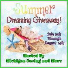 Ogitchida Kwe's Book Blog : Summer Dreaming Giveaway!